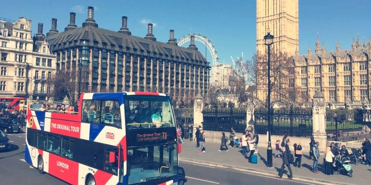 Qué ver en Londres. Bus turístico de Londres