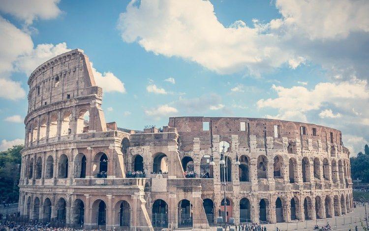 Coliseo romano de Roma
