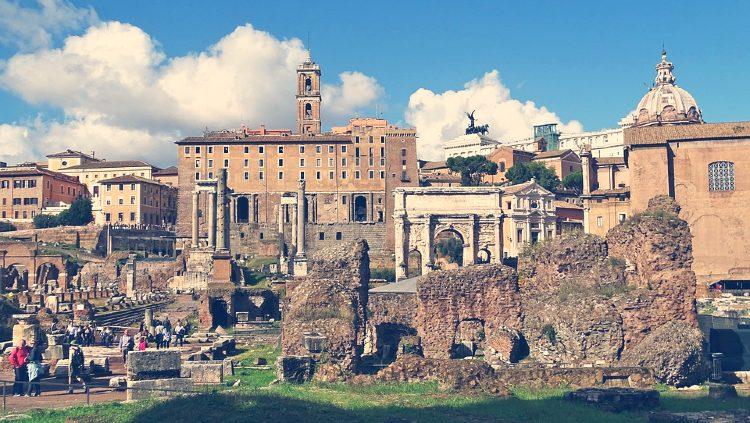 Qué ver en Roma. Foro Romano