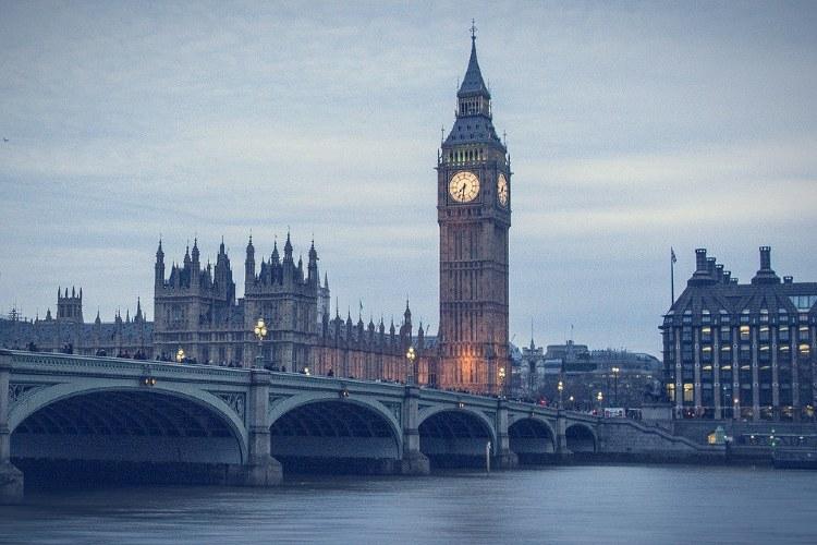 La Torre del Londres y el Big Ben