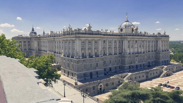 Qué ver en Madrid. Palacio Real Madrid