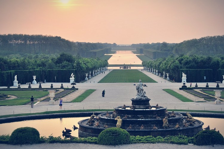Palacio de Versalles de Paris