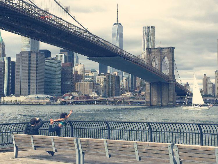 Qué ver en Nueva York. Puente de Brooklyn Nueva York