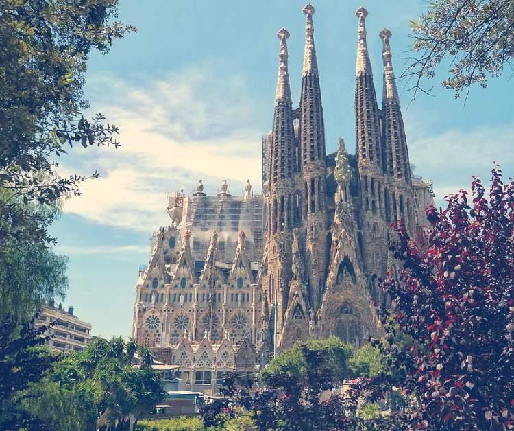 Qué ver en Barcelona. Sagrada Familia Barcelona