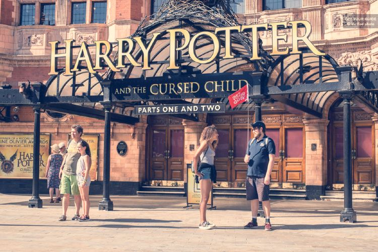 Tour Harry Potter Londres