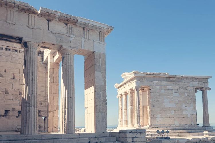 Qué ver en Atenas. El Partenón en el Acrópolis de Atenas