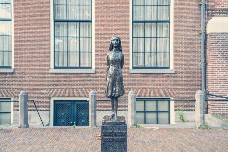 Qué ver en Amsterdam. Ana Frank en Amsterdam