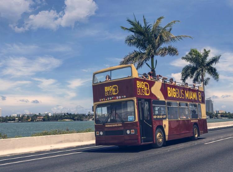 Autobús turístico Miami