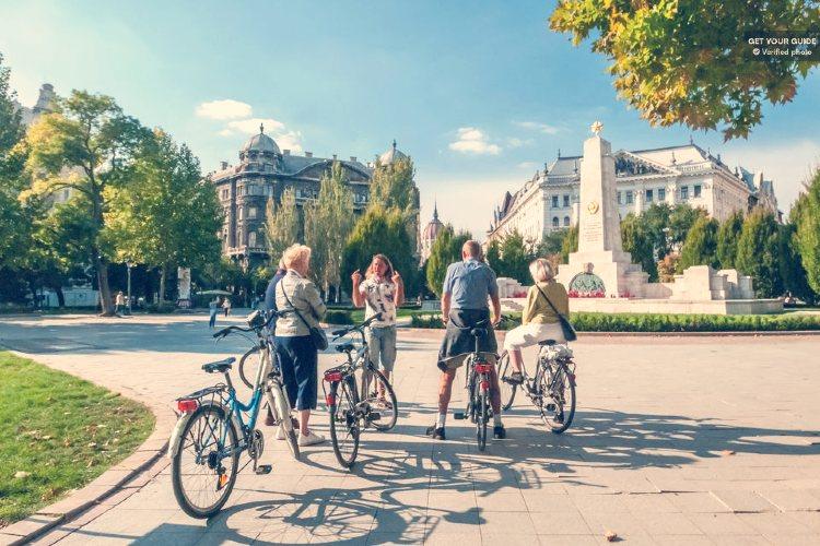 Qué ver en Budapest. Budapest en bicicleta