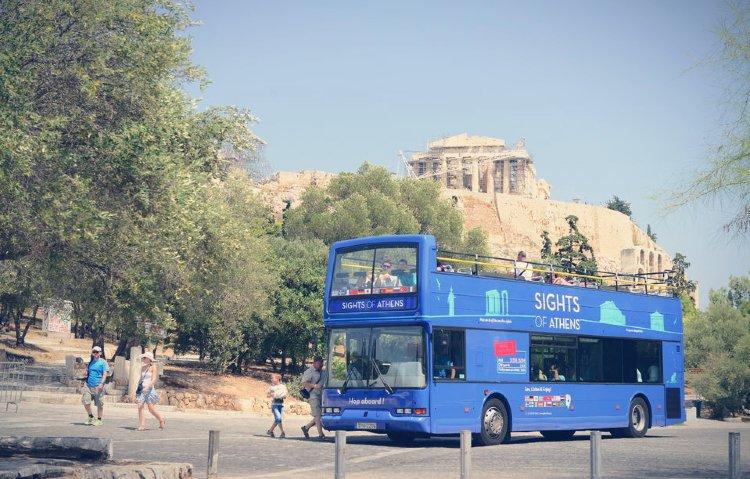 Bus Turistico Atenas