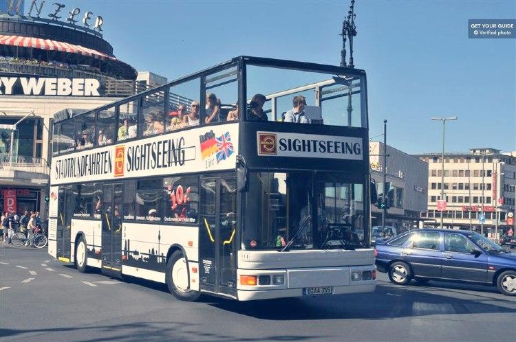 Qué ver en Berlín. Bus Turistico Berlin