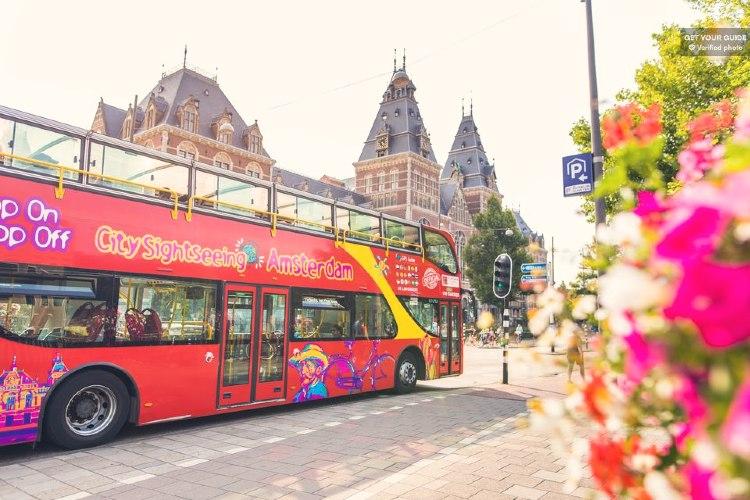 Bus turistico Amsterdam