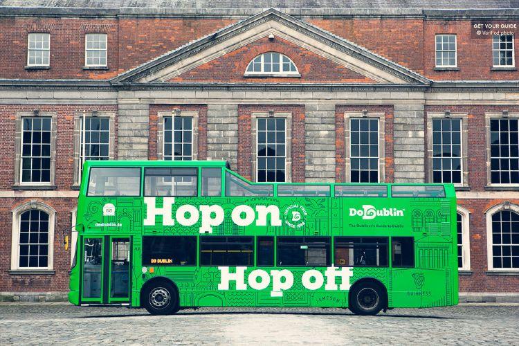 Qué ver en Dublín. Bus turistico dublin