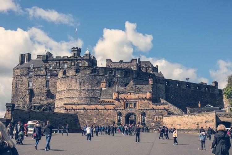 Qué ver en Edimburgo. Castillo de Edimburgo