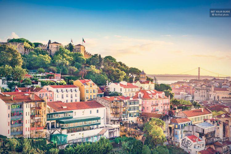Qué ver en Lisboa. Castillo de San Jorge Lisboa