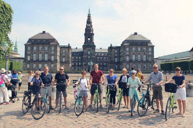 Que ver en Copenhague. Copenhague Bicicletas