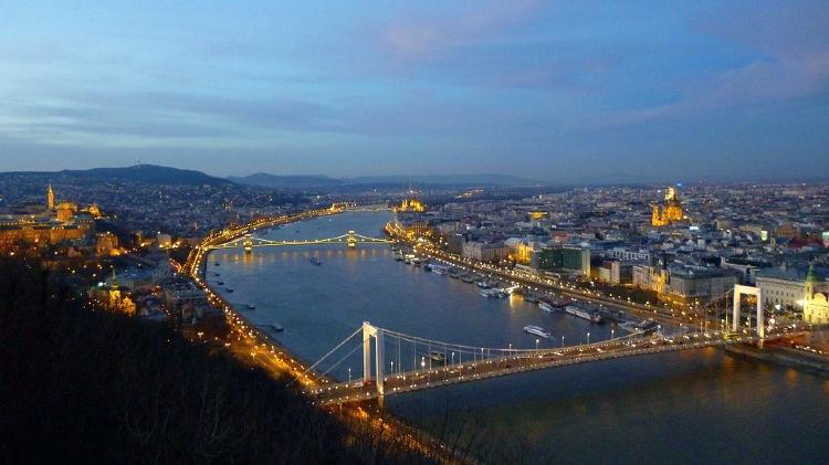 Qué ver en Budapest. Crucero Budapest