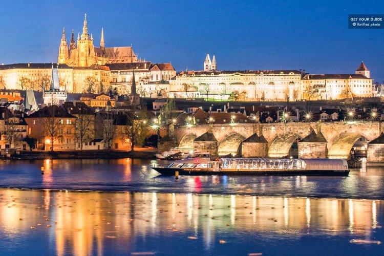 Qué ver en Praga. Crucero Praga