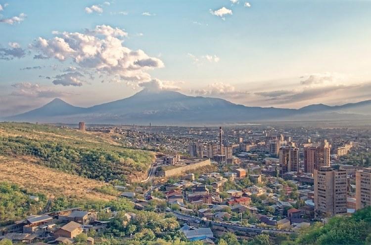 8 Destinos sorprendentes en europa. Erevan Armenia