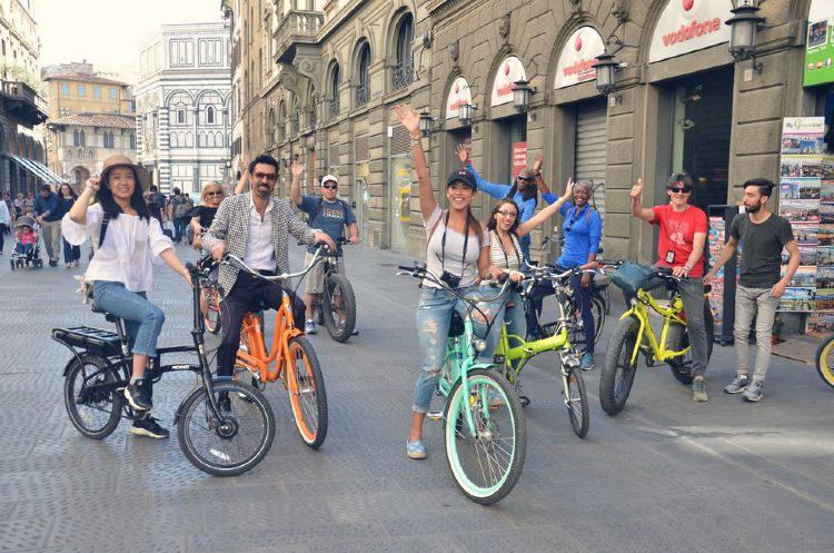 Qué ver en Florencia. Florencia en bicicleta