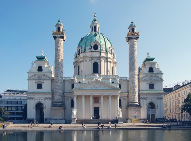 Iglesia de San Pedro Viena