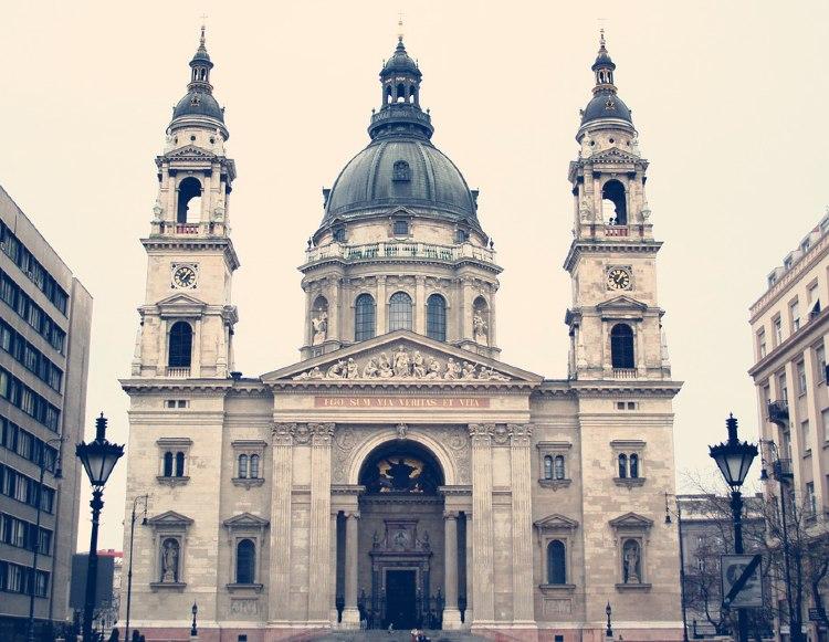 La Basílica de San Esteban Budapest