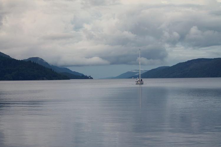 Qué ver en Edimburgo. Lago Ness