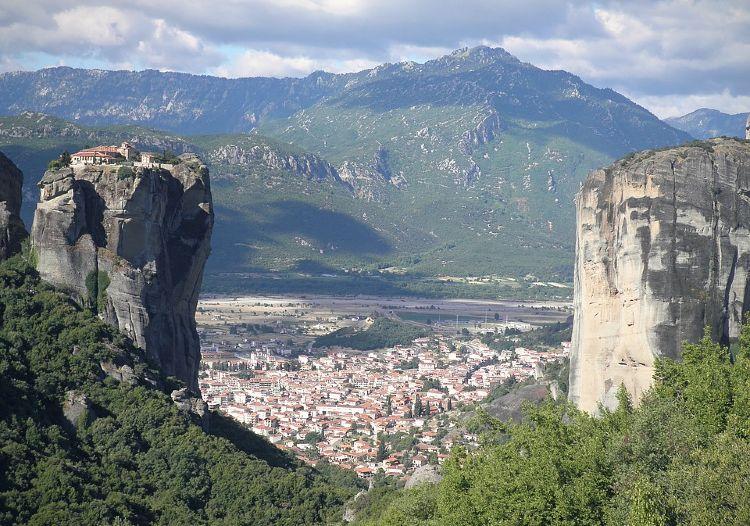 Meteora Atenas
