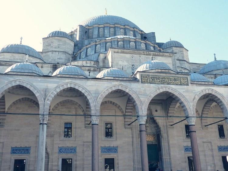 Mezquita de Solimán Estambul