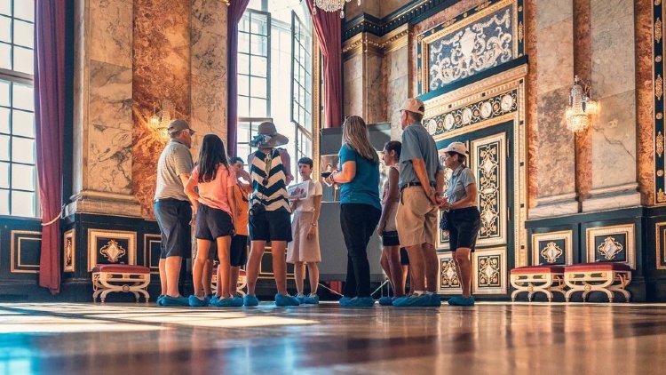 Que ver en Copenhague. Palacio de Christiansborg Copenhague