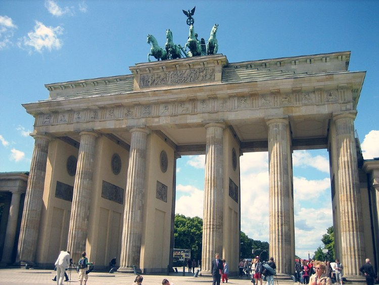 Qué ver en Berlín. Puerta de Brandenburgo Berlín