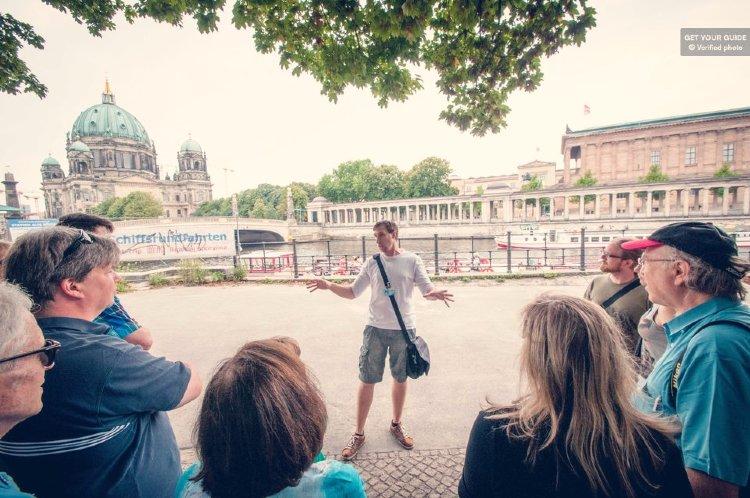Ruta a pie por Berlín
