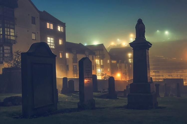 Tour Misterios de Edimburgo