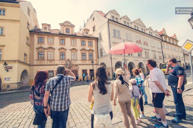 Tour de seis horas por Praga