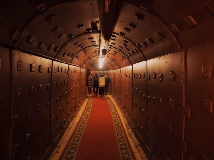 Bunker 42 Moscú