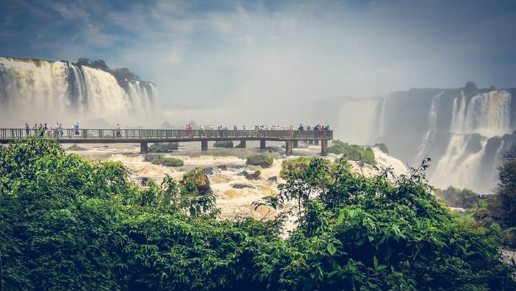 Maravillas de Sudamérica. Cataratas de Iguazú