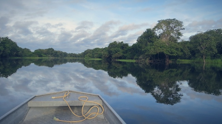 Maravillas de Sudamérica. El río Amazonas