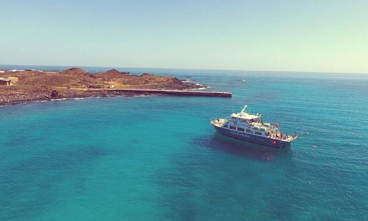 Ferry Isla de Lobos
