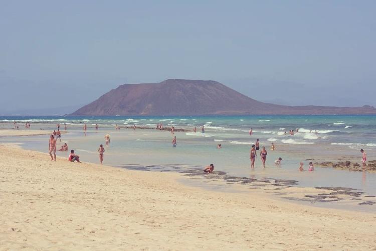 Qué ver en las Islas Canarias. Isla de Lobos