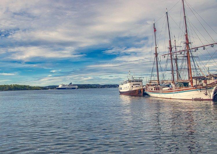 Mini Crucero por Oslo