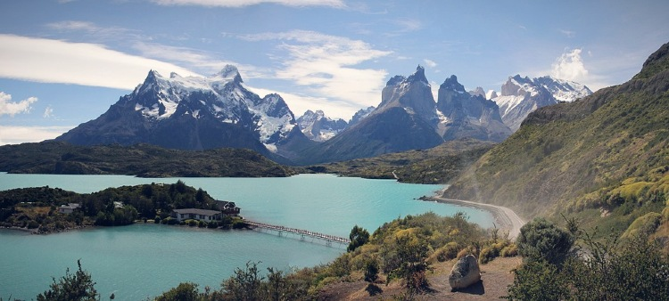 Maravillas de Sudamérica. Torres del Paine