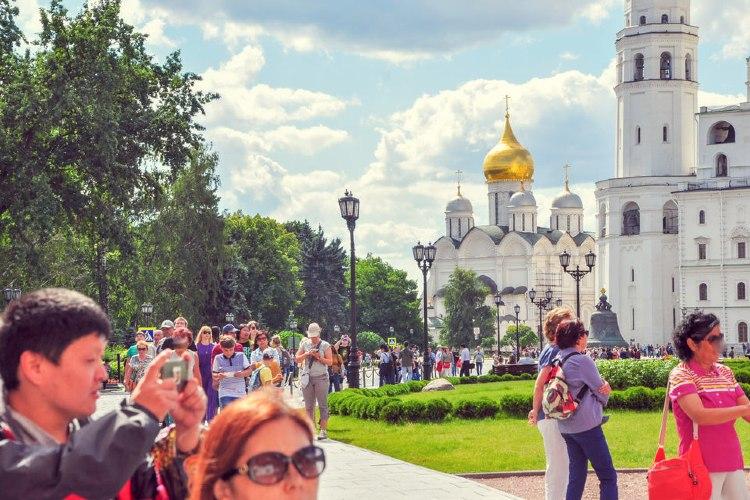 Qué ver en Moscú. Visitar el Kremlin