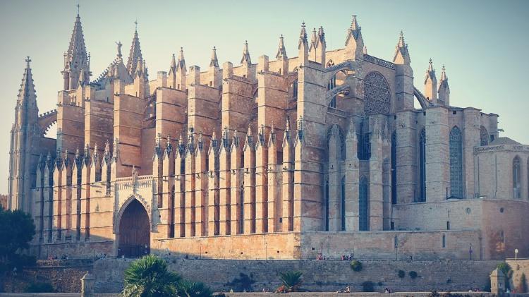 Que ver en Mallorca. Catedral de Mallorca