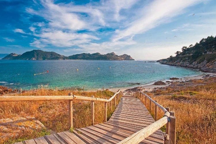 Playa Islas Cies, Vigo